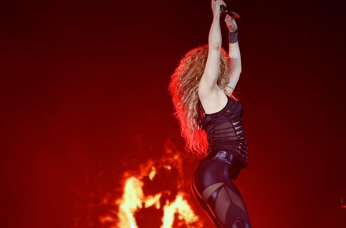 Shakira maailmaturnee kontsertfilm jõuab kinno