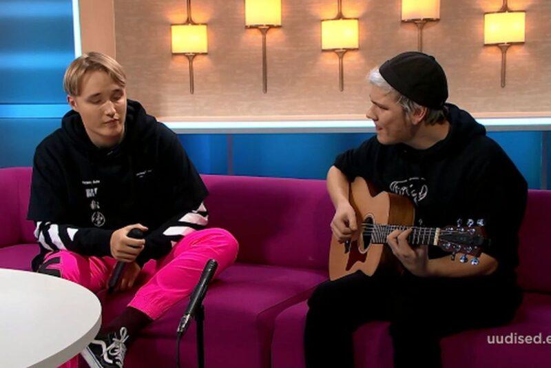 VIDEO I Soome popstaar Isac Elliot avaldab, milline Eesti naisartist tal südame kiiremini lööma paneb