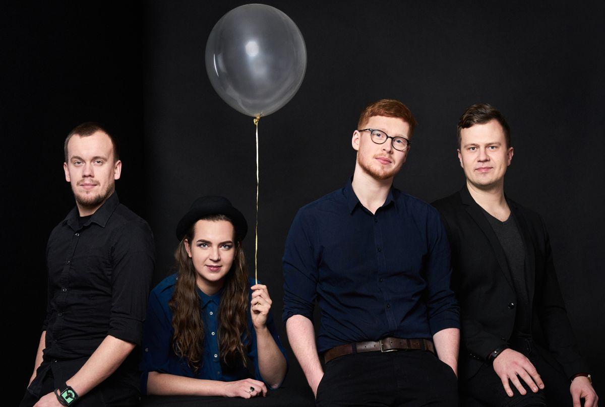 Lauri Kadalipp Social Jazz-autor Kaupo Kikkas