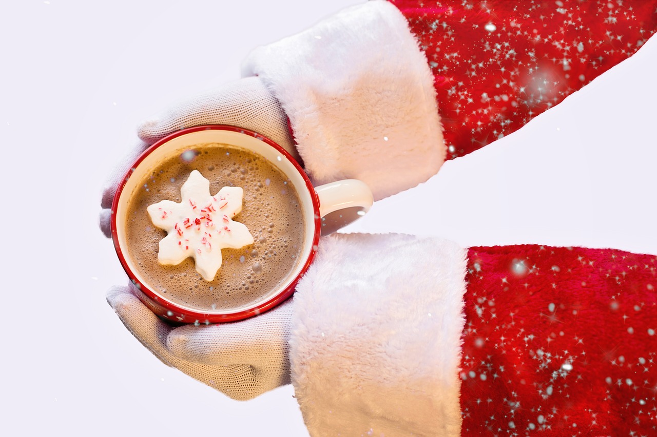 jõuluvana.Pixabay