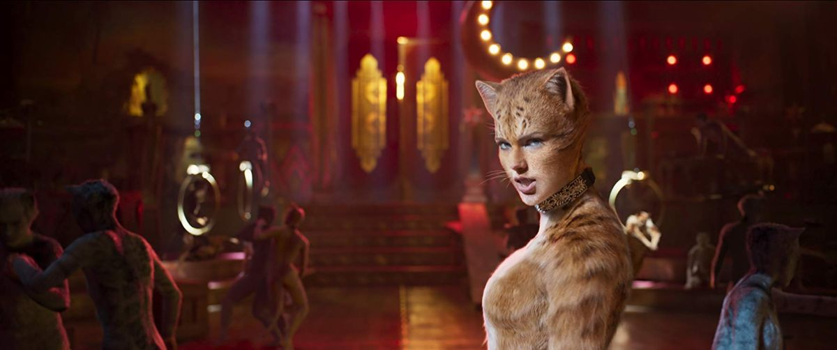 Cats.Taylor Swift