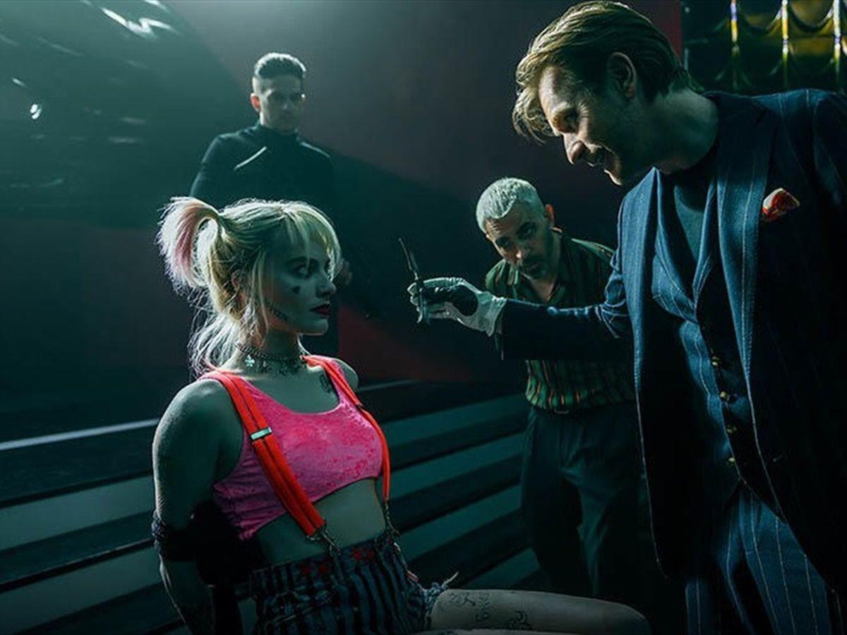 Forum Cinemase kuu film on märul Harley Quinnist