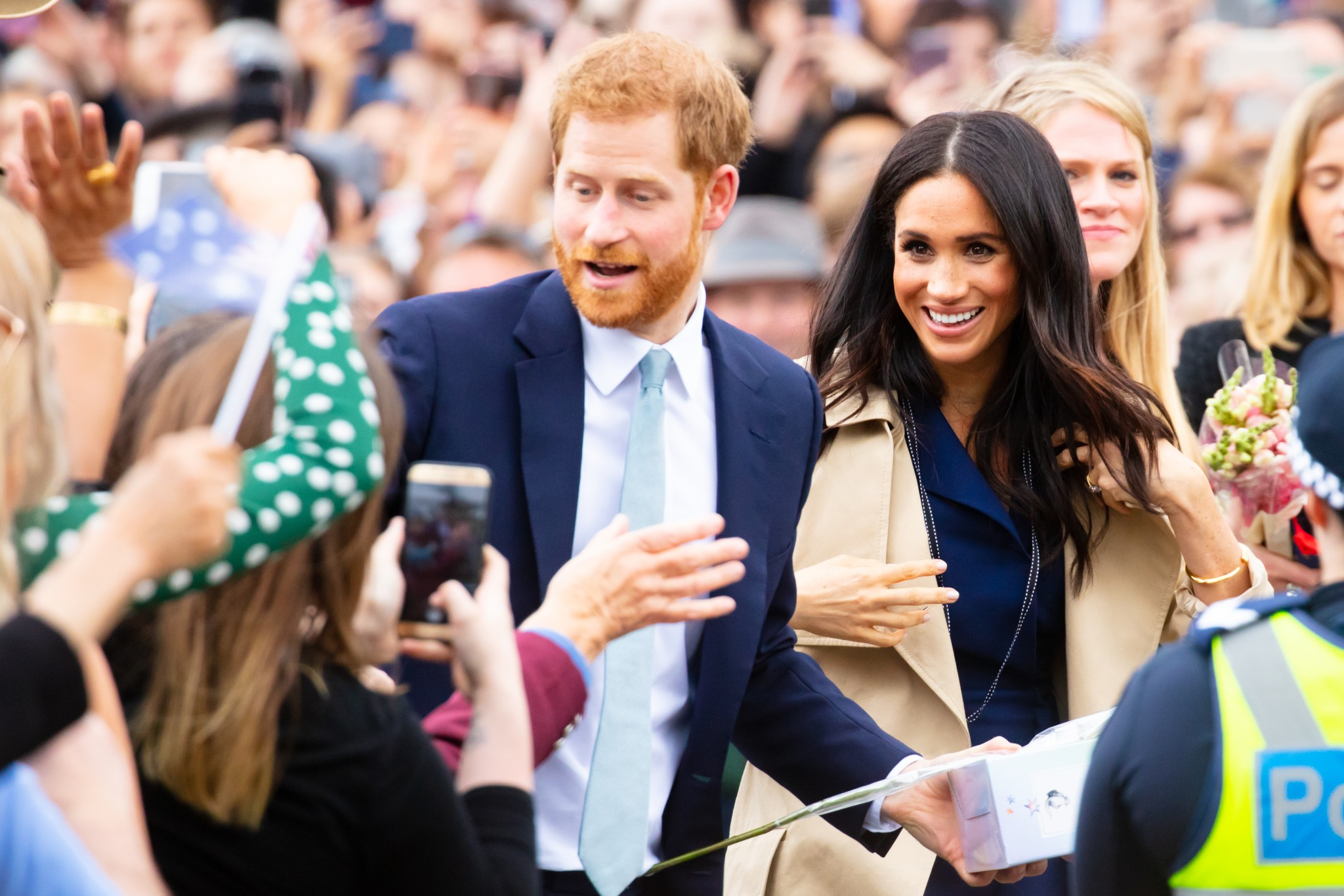 Print Harry ja Meghan, Duchess of Sussex (Foto Shutterstock) (6)