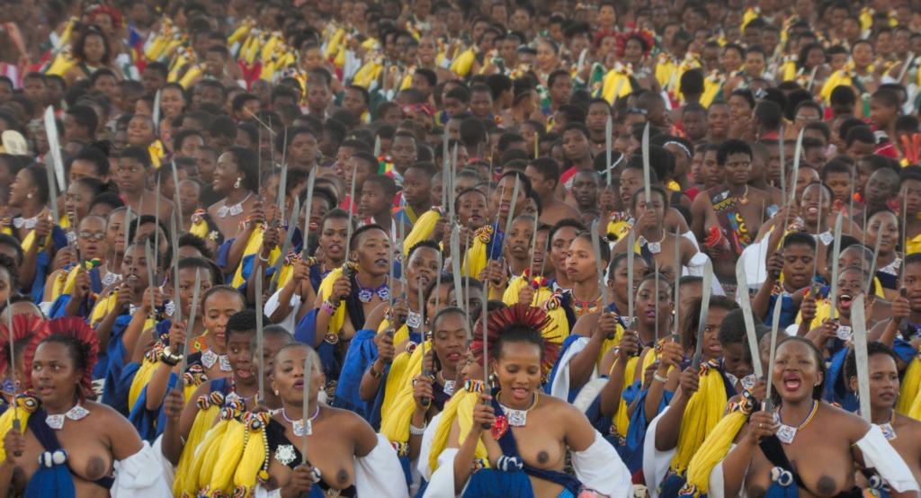 Naine_27 ©Daniel Meyer & Stéphane Azouze-Swaziland