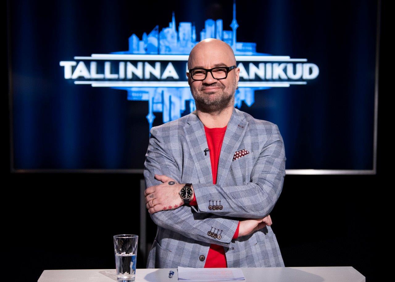 Mihkel Raud Tallinna kodanikud TV3