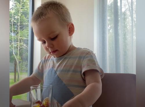 Liisa Pärnpuu laps
