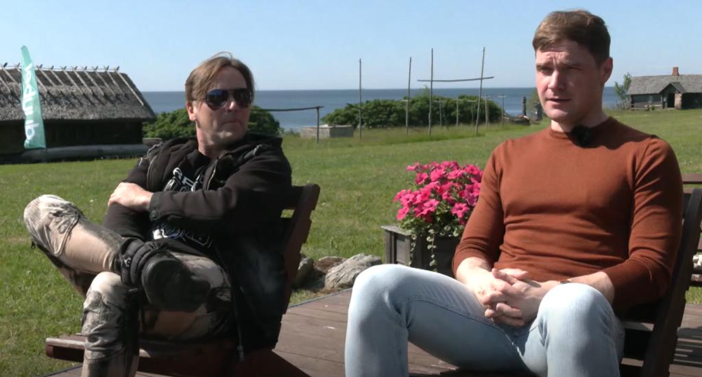 VIDEO I Nalja nabani! Kui hästi tunnevad Ott Lepland ja Jaagup Kreem üksteise loomingut?
