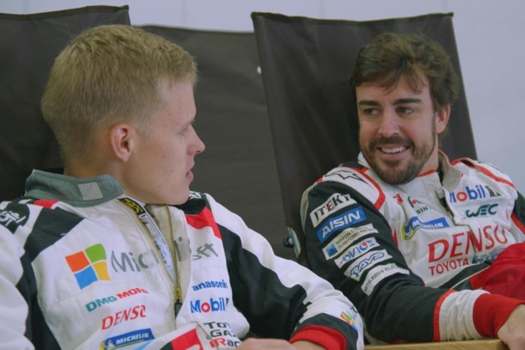 Ott T2nak ja Fernando Alonso_Sterotek Film ja TV3