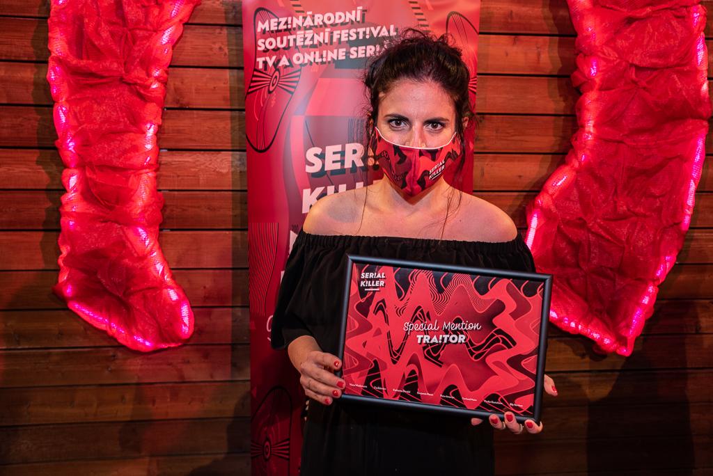 """Elisa ja ETV originaalsari """"Reetur"""" võitis rahvusvahelisel festivalil eriauhinna"""