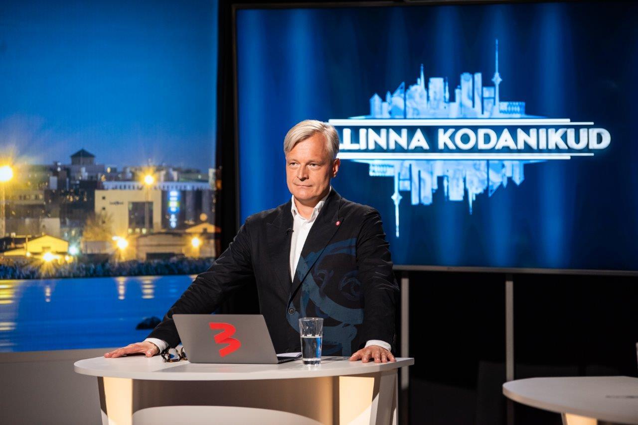 Neeme Raud_stuudiolaua taga_Tallinna kodanikud