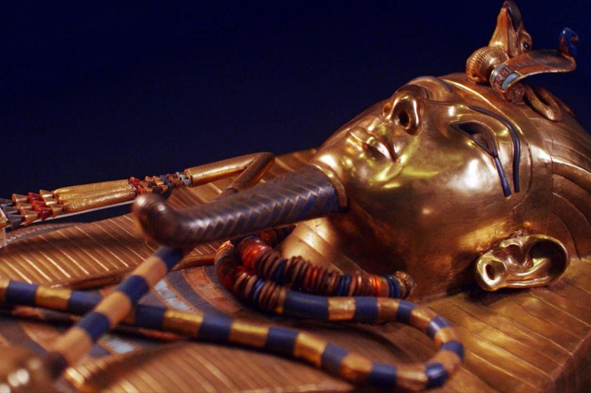 Kumu filmis avaneb Tutanhamoni hauakamber