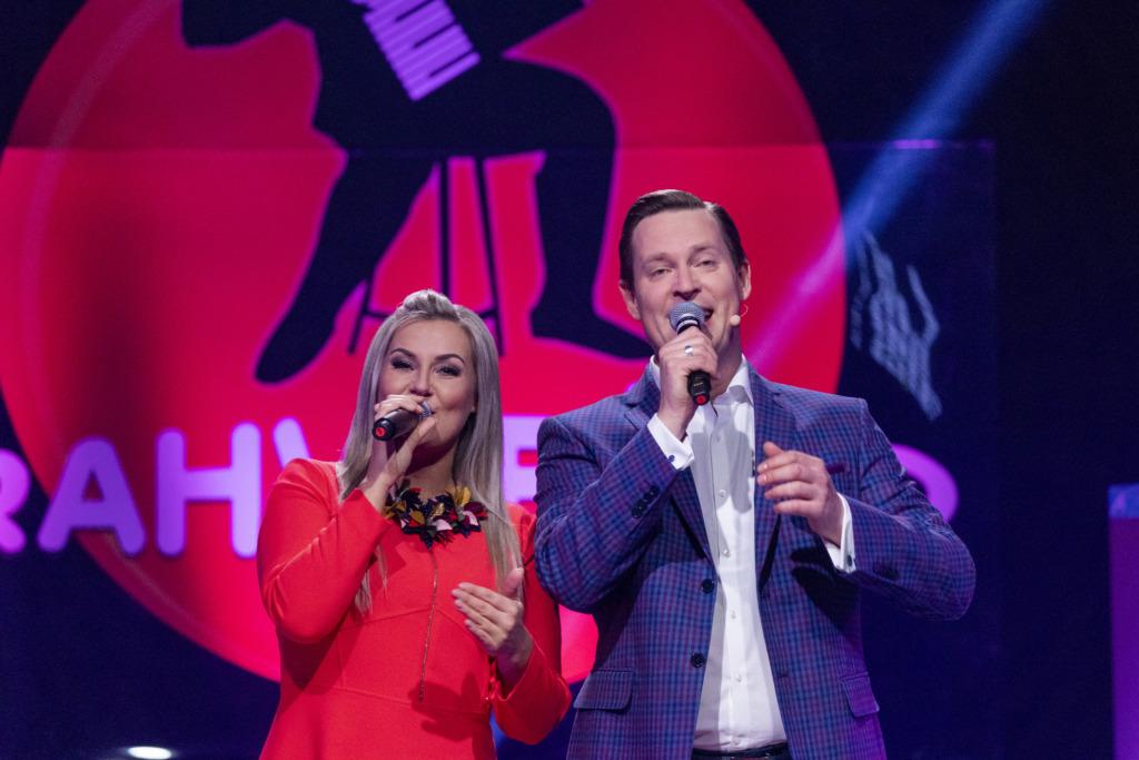Synne ja Kalle_TV3 Rahvaband_kevad 2018