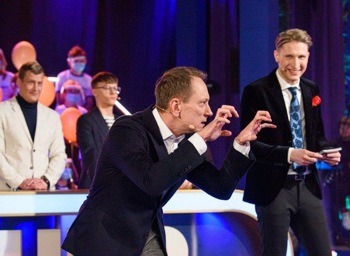 Suur pühapäev – Teet Margna ja Karl-Erik Taukar