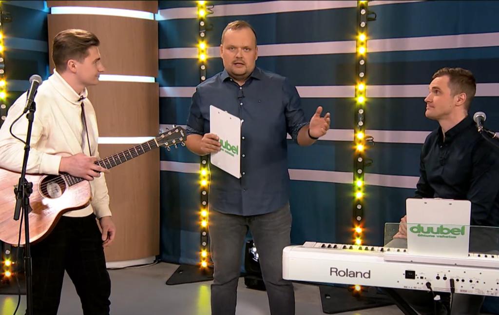 VIDEO I Muusikaline väljakutse! Mõõtu võtavad superstaarisaate võitjad Ott Lepland ja Uudo Sepp