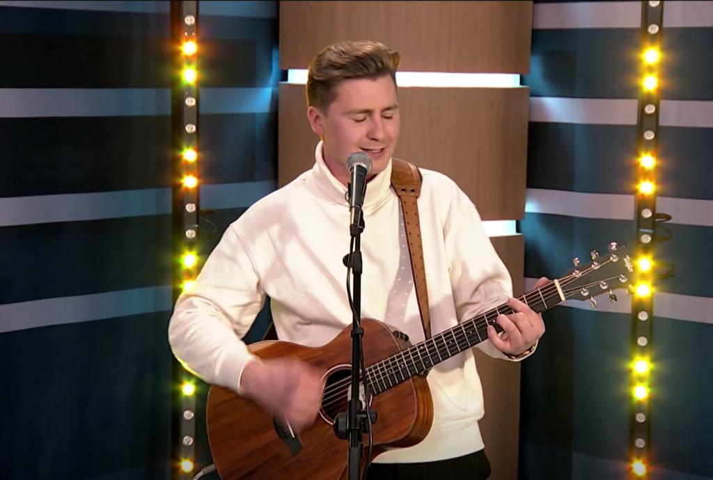"""VIDEO I Kuula! Uudo Sepp esitles oma uut lugu nimega """"Pray"""""""