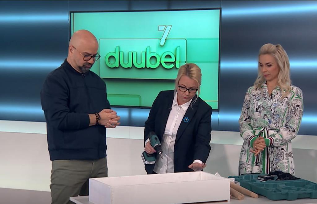Kerli Dello duublis.TV3