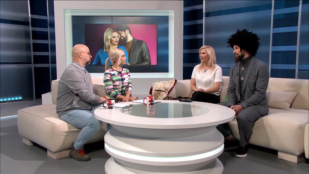 Kethi Uibomägi ja Anzor duublis.TV3
