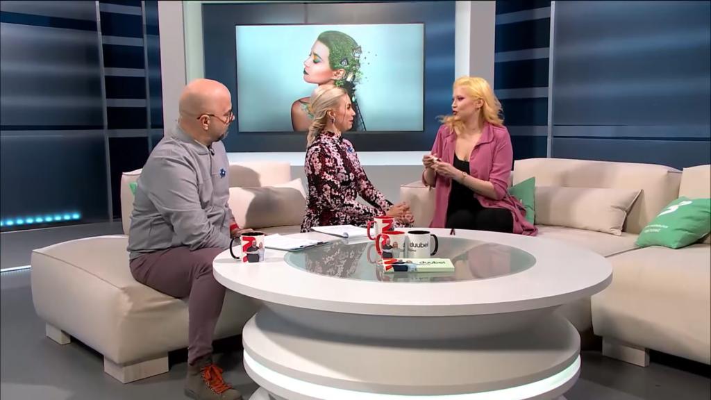 Lauljatar Lepatriinu.TV3