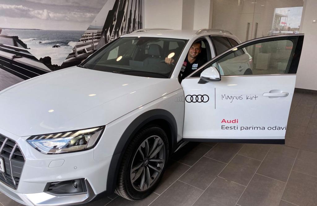 Magnus Kirt-Audi Eesti