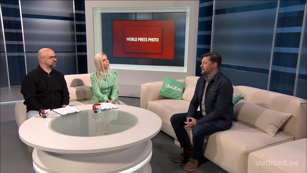 Raigo Pajula duublis.TV3