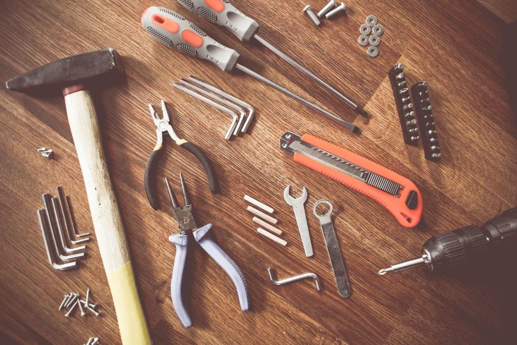 Tööriistad.Pixabay