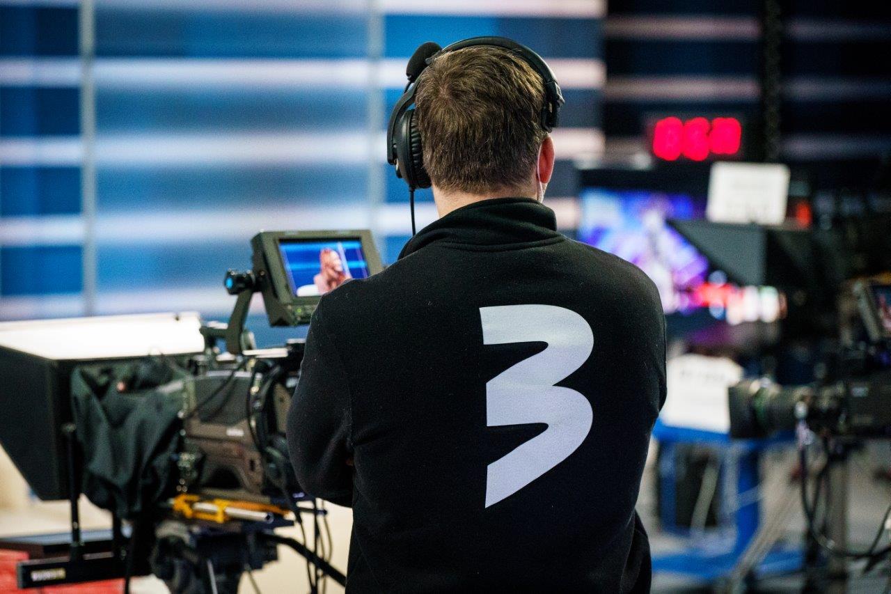 TV3 uudistestuudios