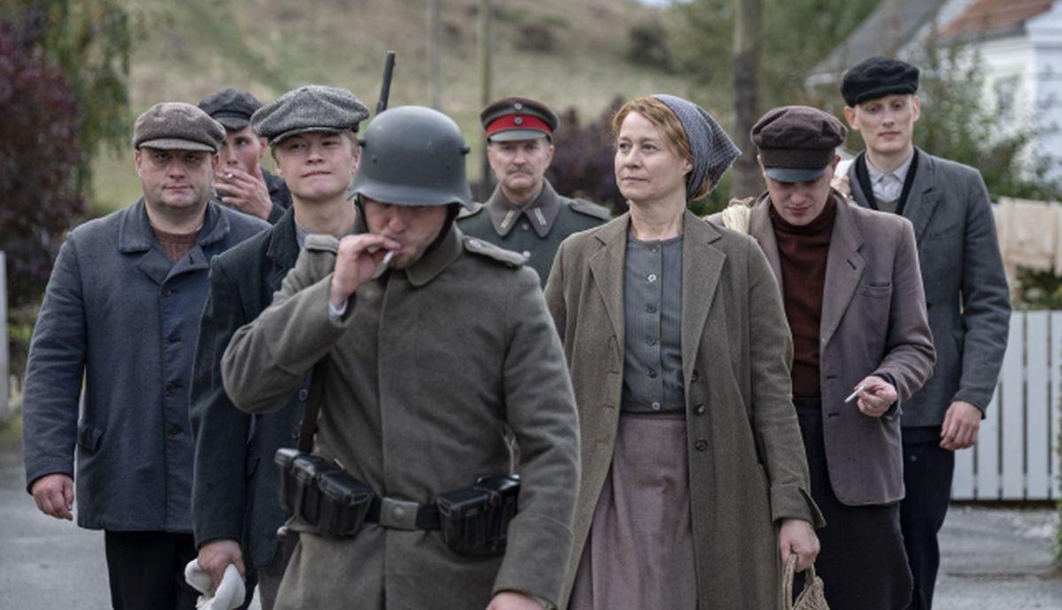 """Taani-Eesti-Belgia ajalooline draama """"Erna on sõjas"""" jõuab kinodesse 18. juunil"""