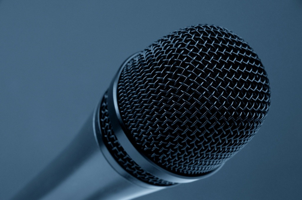 microphone.Pixabay