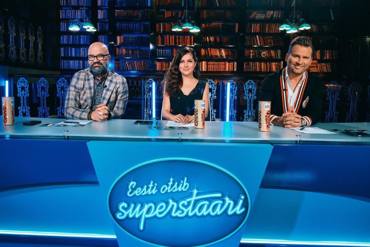 Eesti otsib superstaari 2