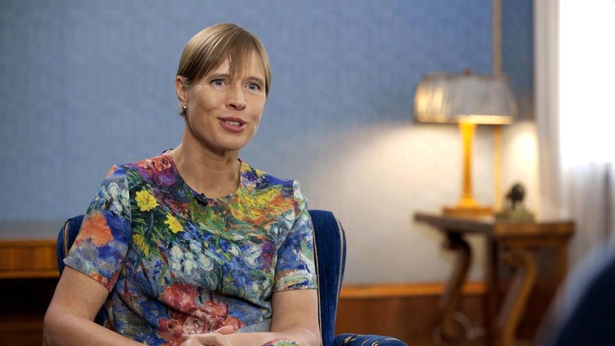 Kersti Kaljulaid_Laser_TV3