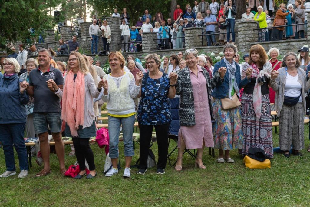 Nõmme Ravila pargi suvine kontserdisari